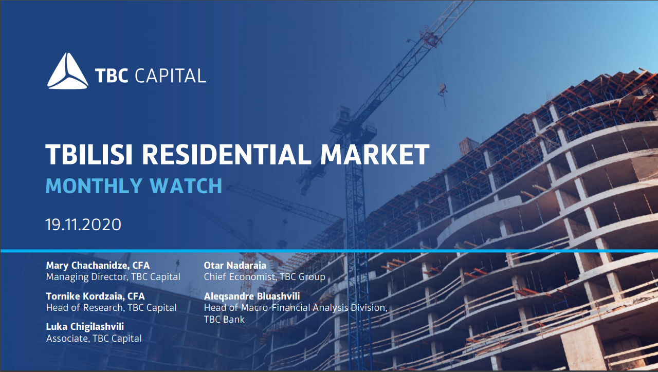 Real estate market review from TBC Capital